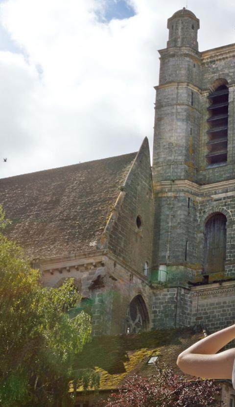 Eglise de Sézanne