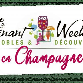 Logo Fascinant Weekend Champagne