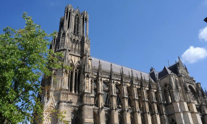Cathédrale de Reims