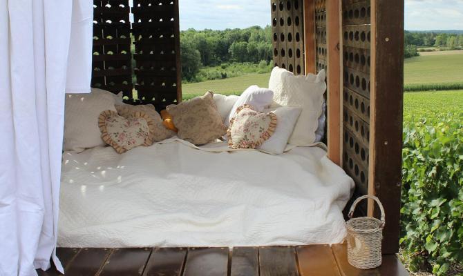 Loge vigneronne - Changy