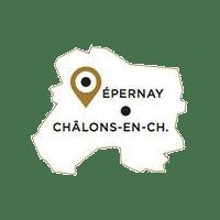 Carte Epernay