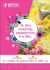 Guide des parcs et jardins de la Marne