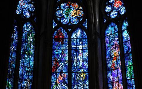 Vitraux Cathédrale de Reims