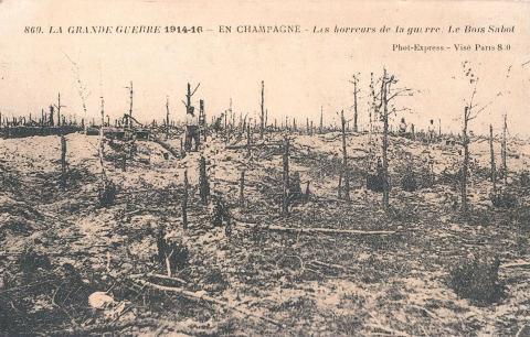 La Marne dans la Grande Guerre