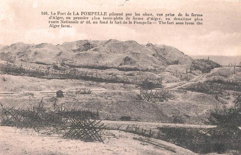Fort de la Pompelle - 14/18