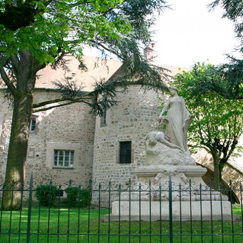 Square du Prétoire - Sézanne