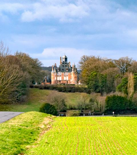 Château de Montmort - fermé au public