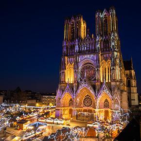 Marché de Noël - Reims