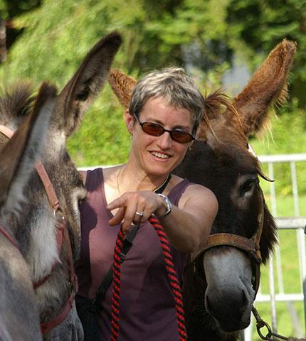 Chantal Pinteaux - Champ'ânes