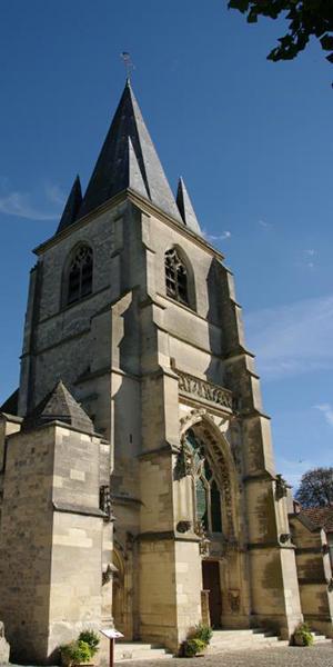 Eglise de Cormicy