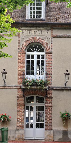 Hôtel de Ville - Sézanne