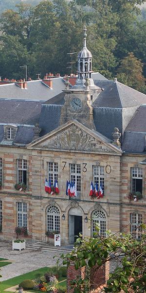 Hôtel de Ville de Sainte-Ménehould