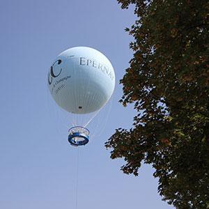 Ballon captif d'Epernay