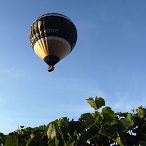 Montgolfière La champagne - Air Tonic