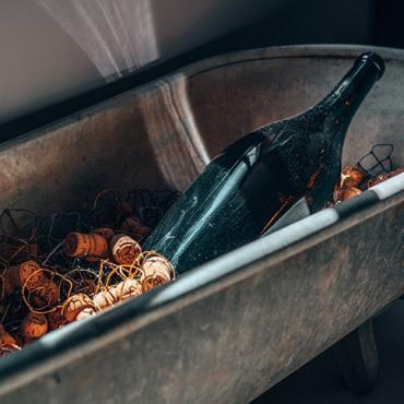 Jéroboam de Champagne