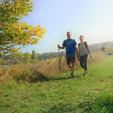 Randonnée pédestre Marne