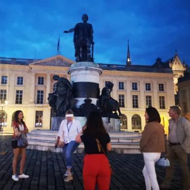 Visite guidée à Reims